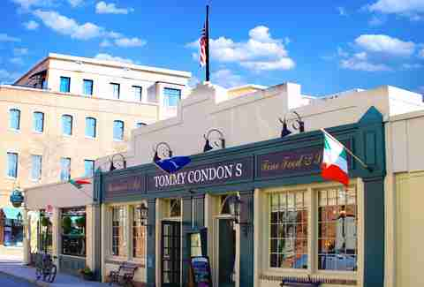 Exterior of Tommy Condon's