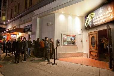 Cobb's Comedy Club in San Francisco