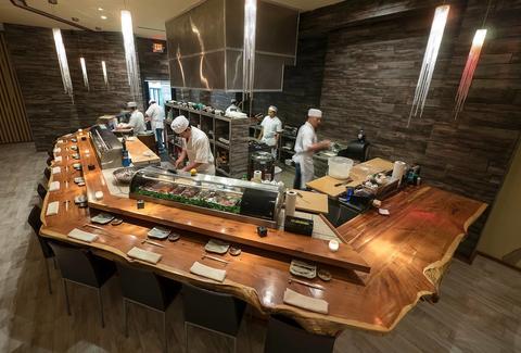 Mf sushi a houston tx restaurant for Fountainview fish market