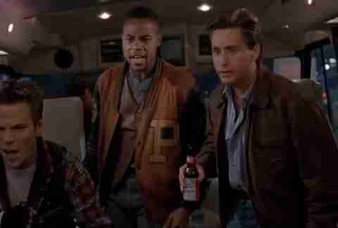 Judgement Night, Emilio Estevez, Cuba Gooding Jr., soundtrack