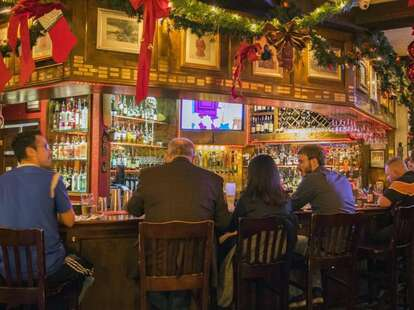 Red Lion British Pub, Houston pubs