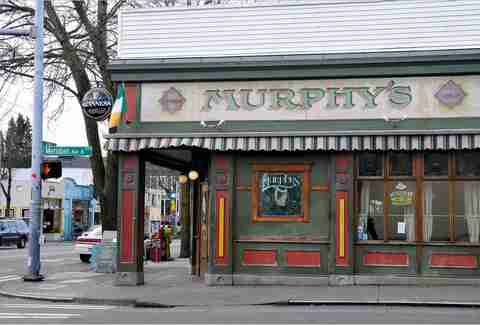 Murphy's Pub Irish bar in Seattle