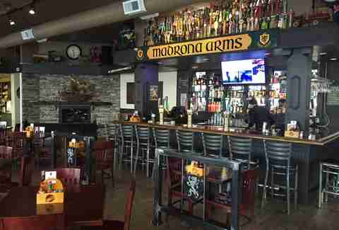 Madrona Arms Irish bar in Seattle