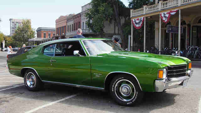 Chevy Malibu started as a Chevelle