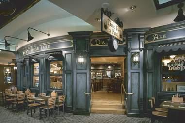 Jack's Irish Pub las vegas exterior