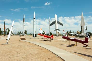 white sand missile range