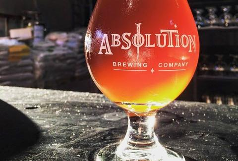 Absolution Brewing Company los angeles california torrance