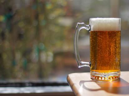 beer, beer glass
