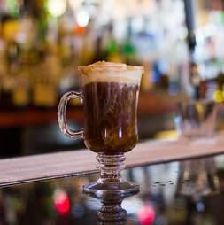irish coffee claddagh irish pub indianapolis