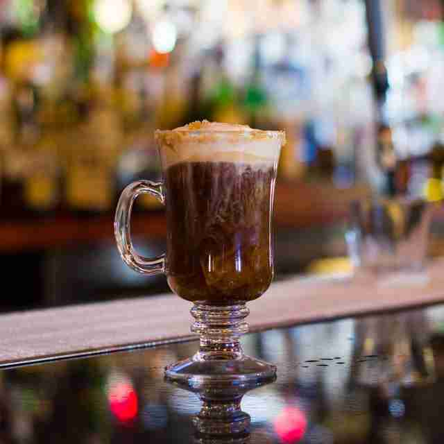 irish coffee claddagh irish pub indianapolis