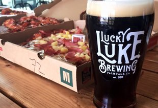 Lucky Luke Brewing Company