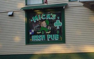 Mick's Irish Pub