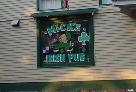 Micks Irish Pub, New Orleans Irish Pubs