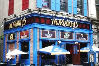 moriarty's restaurant irish bar philadelphia