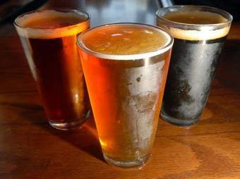 the bards three types of beer on draft philadelphia
