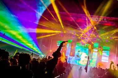 Euphoria Festival in Austin