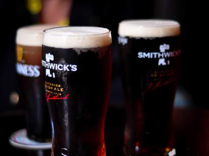 smithwick's, guinness