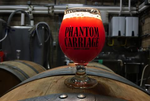 Phantom Carriage Brewery in Los Angeles