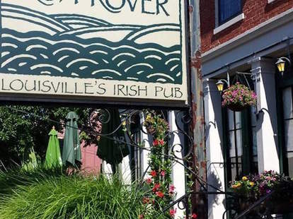 The Irish Rover, Louisville Irish Bars