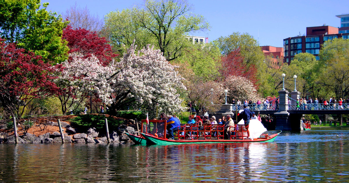 America's Best Parks to Visit in the Spring