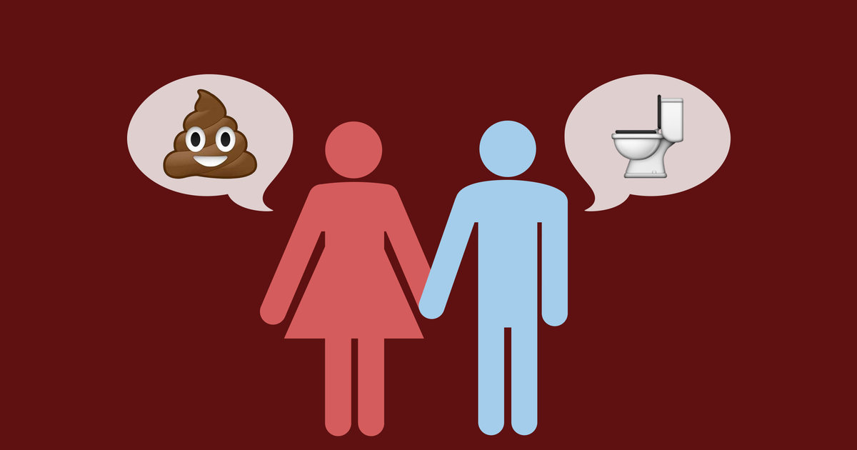 Couples That Are Comfortable Talking About Poop Are the Happiest Couples