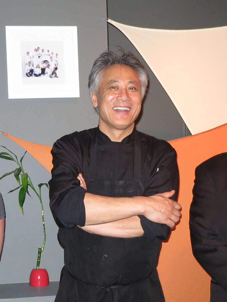 Takashi Yagihashi celebrity chef chicago