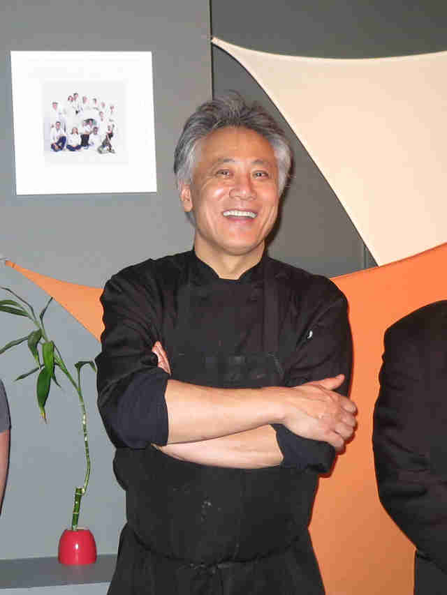 Takashi Yagihashi celebrity chef chicago
