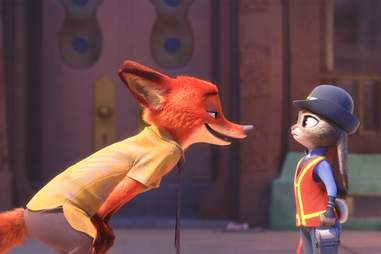 zootopia - best movies of 2016