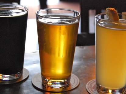 beer, beers, beer glasses