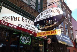 The Boyler Room