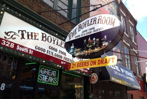 The Boyler Room, Philly Irish Bars