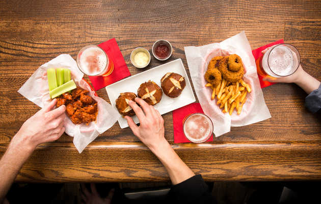 Fact: Eating at the Bar Always Beats Grabbing a Table