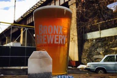 Bronx Brewery, Spring Pale Ale