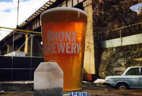 Bronx Brewery, Spring Pale Ale
