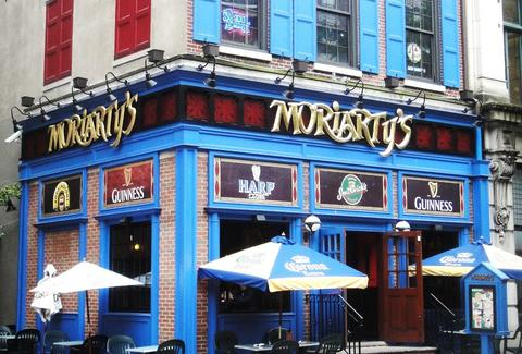 Moriarty's Restaurant/Irish Pub, Philly Irish Bars
