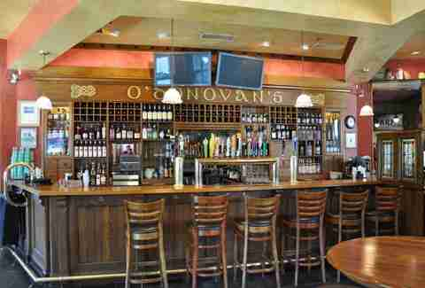 O'donovan's irish pub twin cities msp