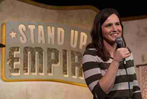 Stand Up Empire comedy club in Austin