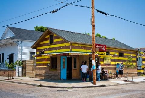 The Joint, New Orleans Barbecue