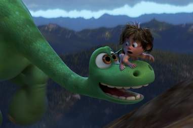 the good dinosaur - pixar movies ranked