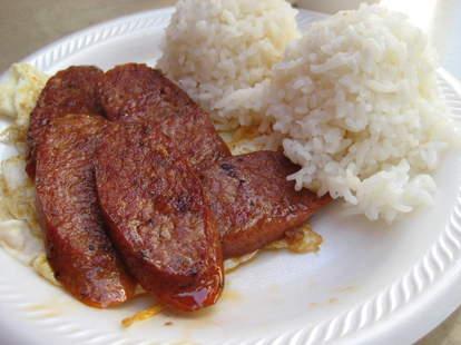 Me's BBQ Korean barbecue in Honolulu