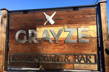 exterior of Grayze