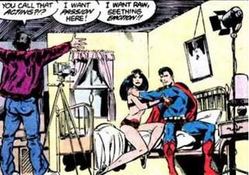 superman sleeze comics big barda
