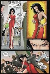 superman big barda comics plastic man