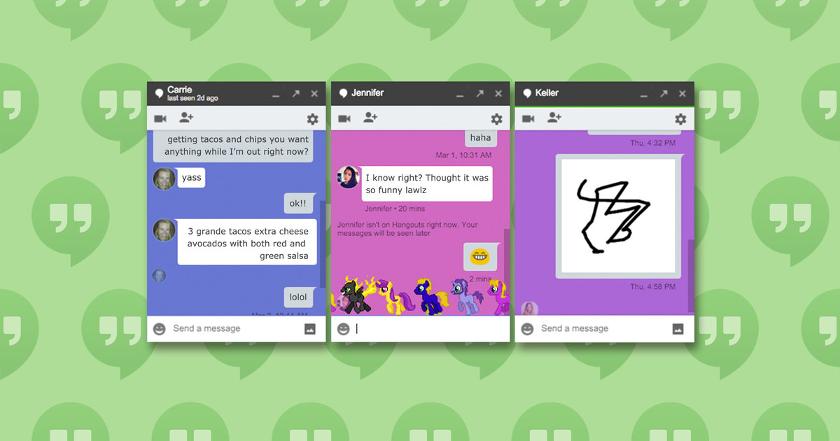 9 Gchat Tips and Tricks for Using Google Hangouts - Thrillist