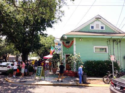 Finn McCool's Irish bar in New Orleans