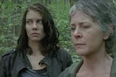AMC The Walking Dead Carol and Maggie