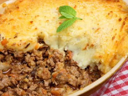 shepherd's pie, irish food