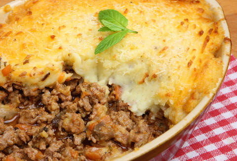 shepherd's pie, irish food