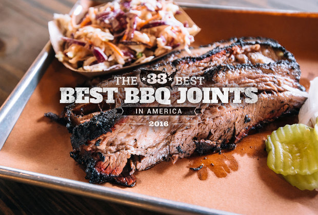 The 33 Best BBQ Joints in America
