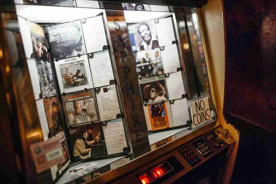 jukebox at old town ale house